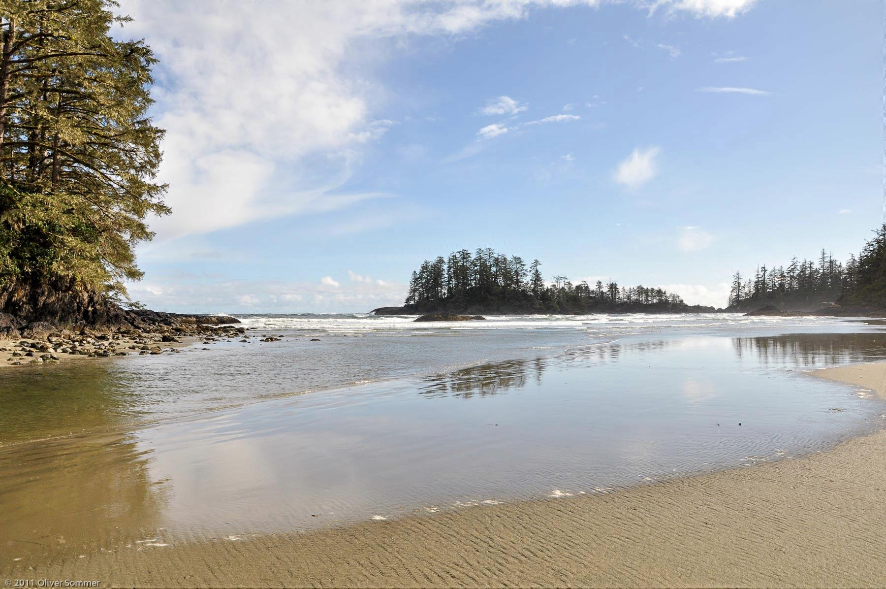 Long Beach British Columbia Vancouver Island
